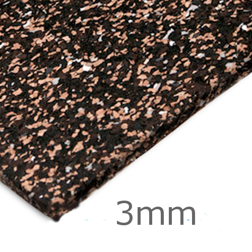 3mm Regupol 4515 Multi Acoustic Underlay Roll